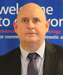 Alan Hartley - National Sales Manager