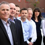 The Cotswold architectural products management team