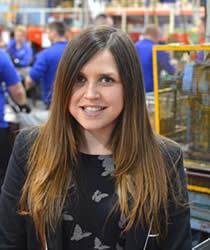Lauren Thatcher - Customer Service Manager