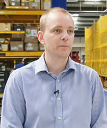 Simon Hall - Director of Technical Engineering