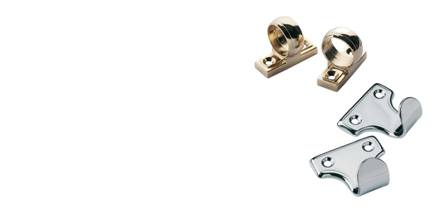 Range of sliding sash window accessories