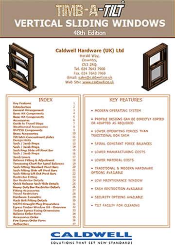 Timb-A-Tilt Fabricators Manual
