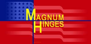 Magnum hinges logo