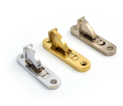 Travel restrictors for sliding sash windows