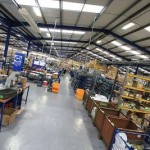 Caldwell UK factory