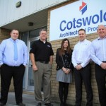 Cotswold Team Showcases New Products