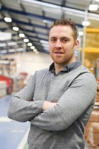 Tim Ferkin at Caldwell Hardware Ltd