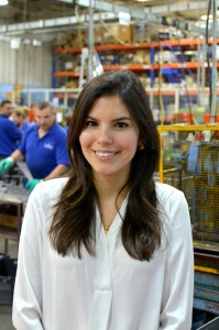 Luz Seminario, Export Sales Manager at Caldwell Group